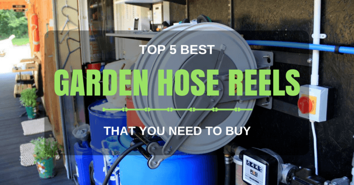 Best Garden Hose Reel Cart (With Wheels) Reviews and Buying Guide