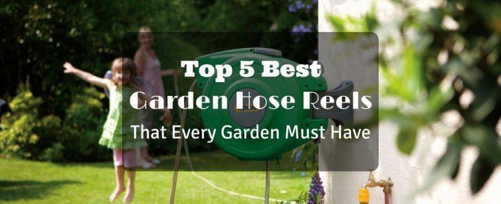 Top 5 Best Garden Hose Reels That Every Garden Must Have