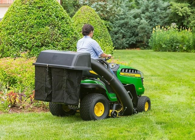 Lawn Sweeper Vs Bagger What Are The 3 Things To Consider
