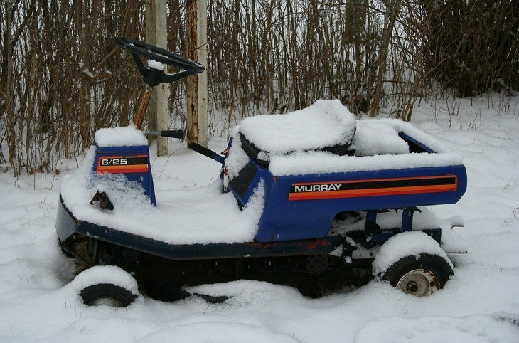 How To Start A Riding Lawn Mower Quick Start Guide As