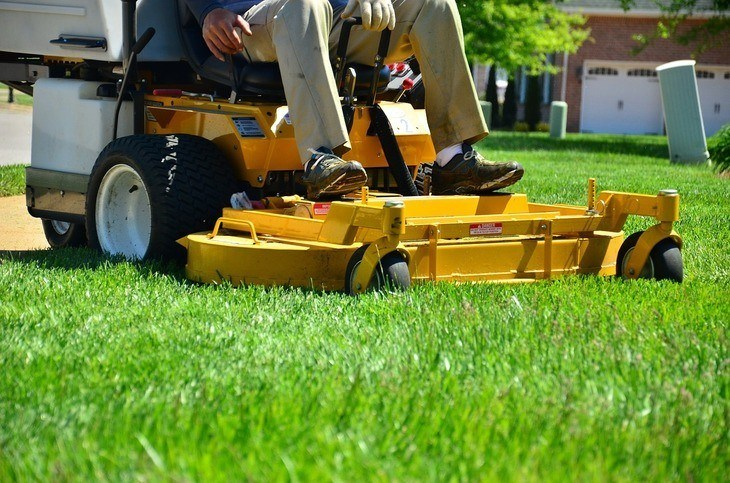 Riding lawn mowers can be used for a lot of purposes with additional attachment