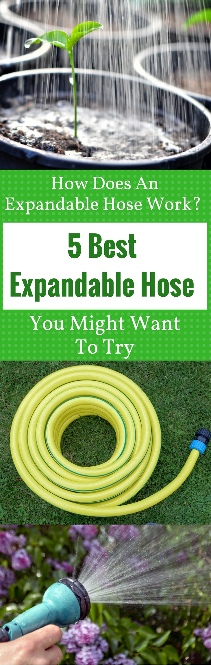5 Best Expandable Hose You Might Want To Try pin it