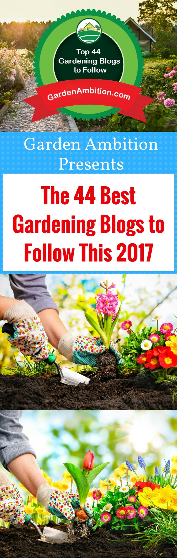 The 44 Best Gardening Blogs To Follow This 2017