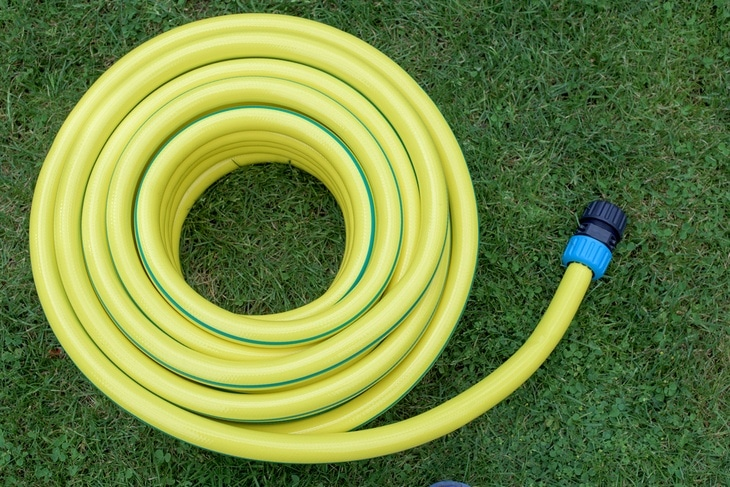 The length of your expandable hose depends on your area