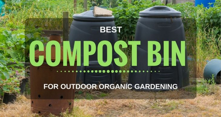Best Compost Bin for Outdoor Organic Gardening