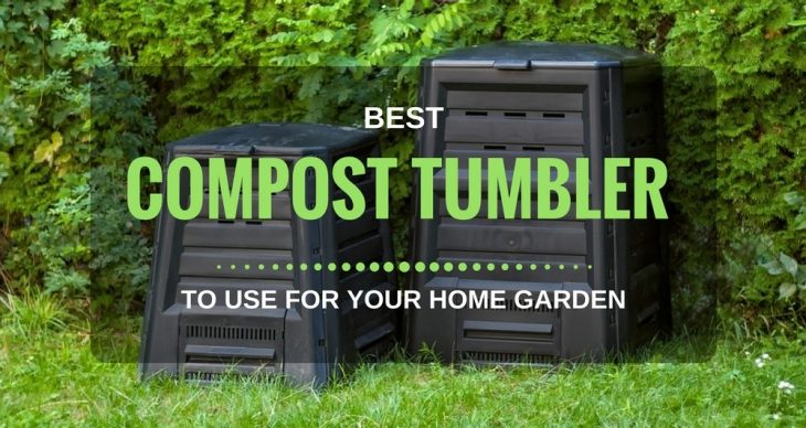 Best Compost Tumbler to Use for Your Home Garden