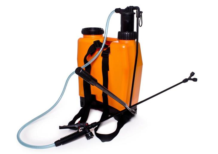 Keeping your backpack sprayer clean every after use helps prolong its life - best backpack sprayer