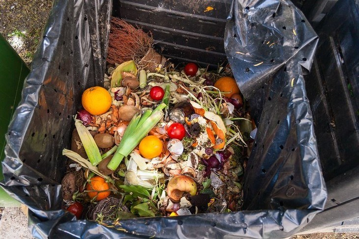 Kitchen scraps are perfect for homesteaders who want to try home composting