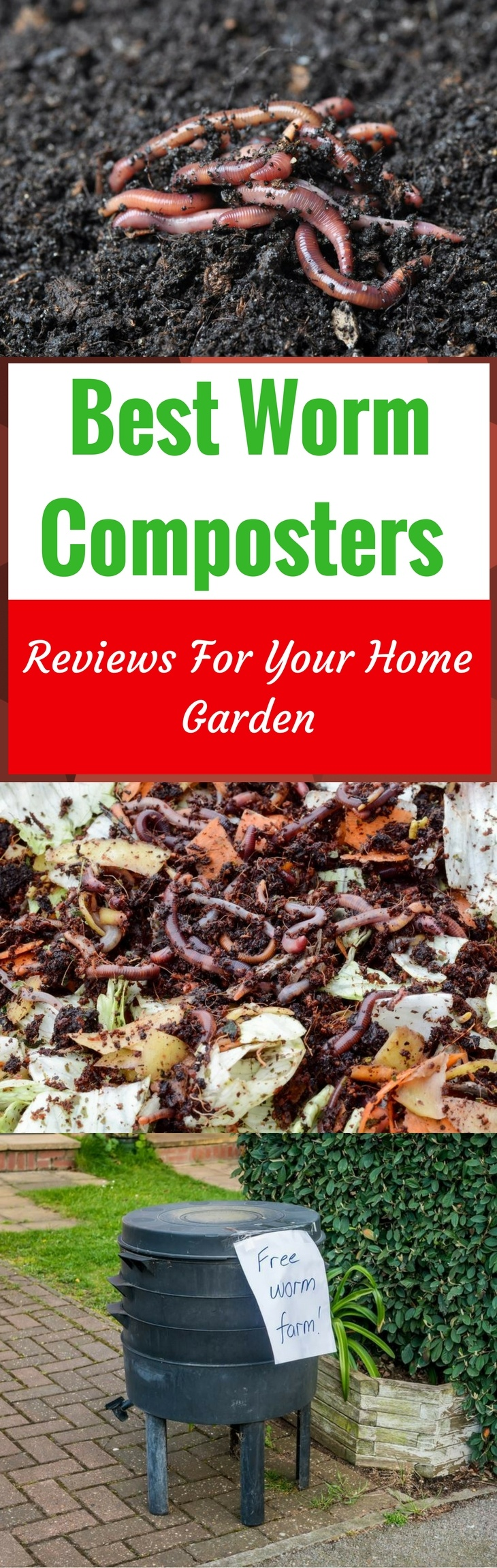 REVIEWS FOR YOUR HOME GARDEN