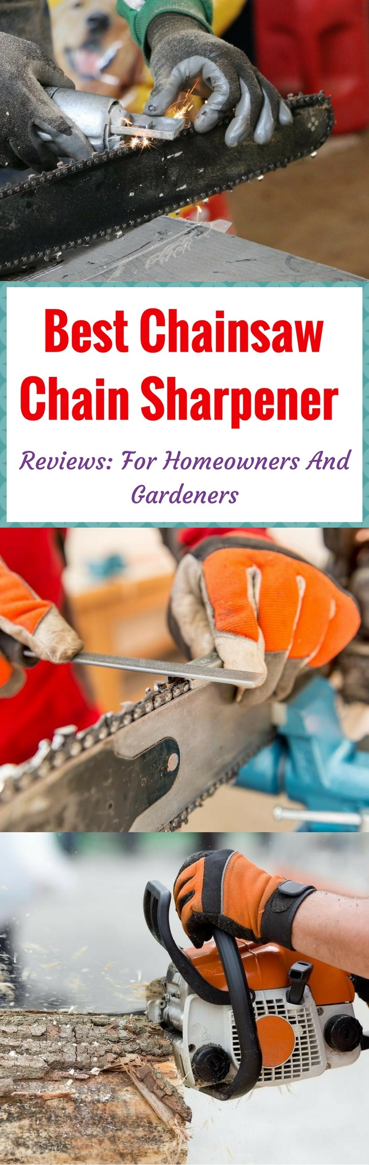 best chainsaw chain sharpener pin it