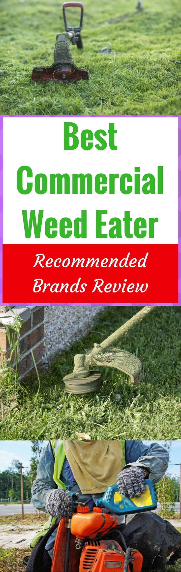 Best Commercial Weed Eater pin it