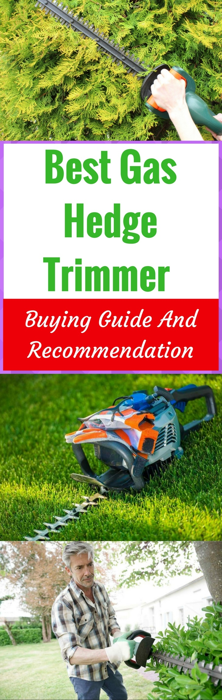 Best Gas Hedge Trimmer pin it