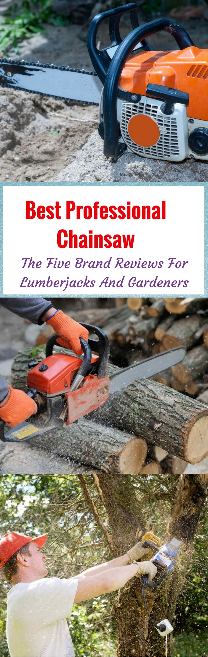 best professional chainsaw pin it
