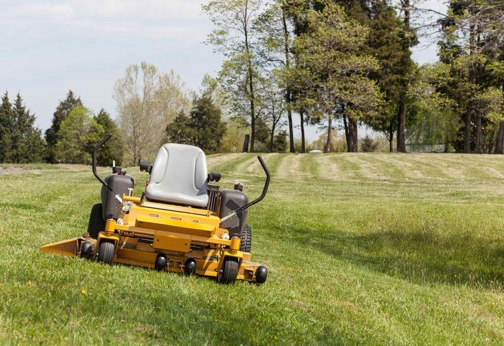 A zero turn mower is the right choice for homeowners who want speedy mowing