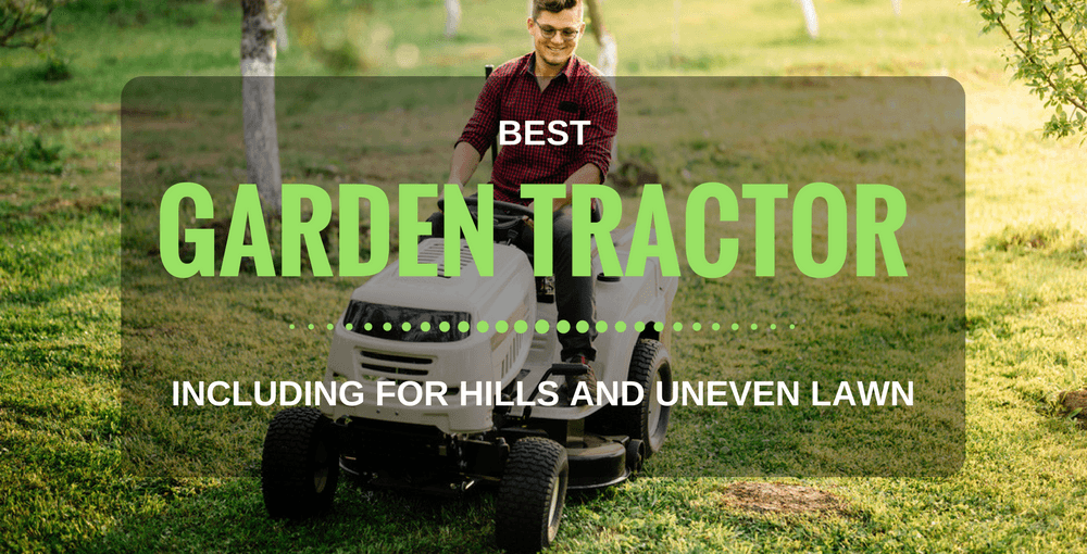 best garden tractor all of time