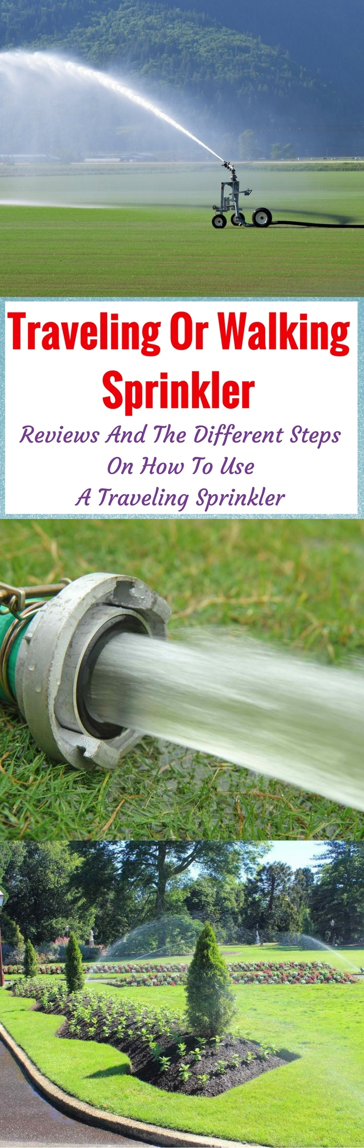best traveling or walking sprinklers pin it