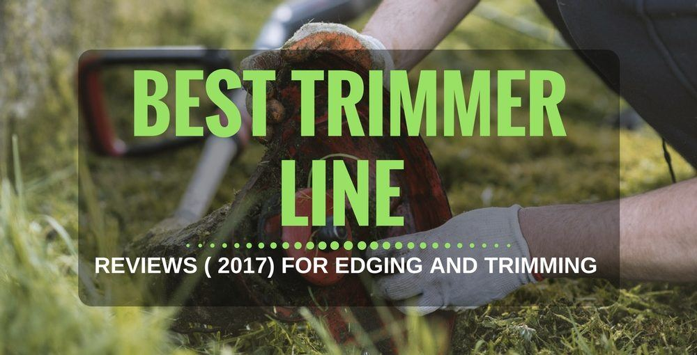 best trimmer line