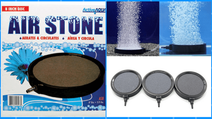 Use good quality air stones for hydroponics and DWC system