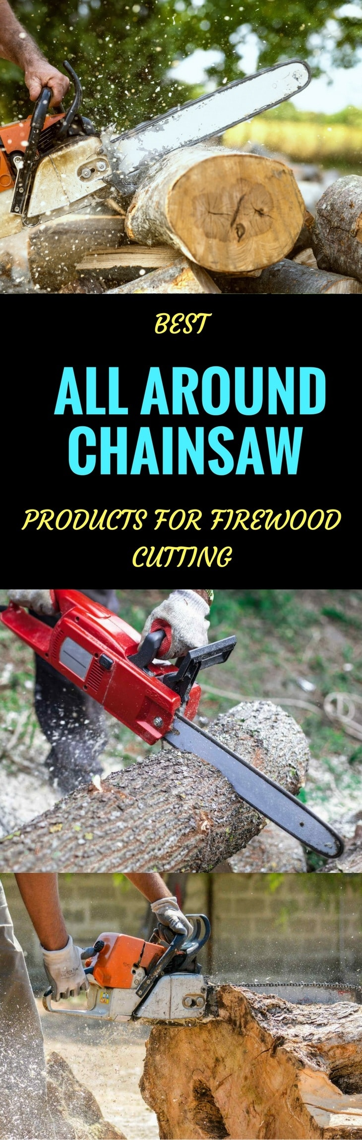 best all around chainsaw pin it