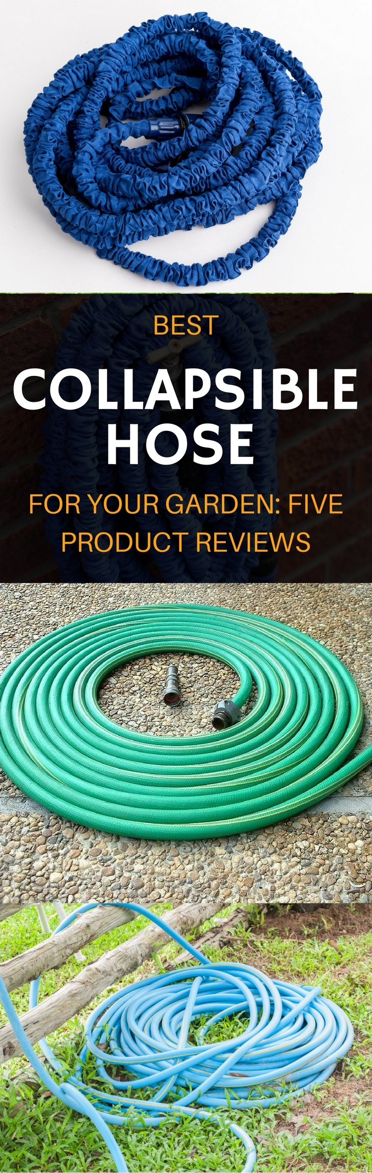 best collapsible hose pin it
