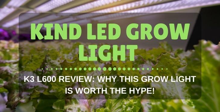 Kind LED Grow Light