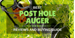 best post hole auger