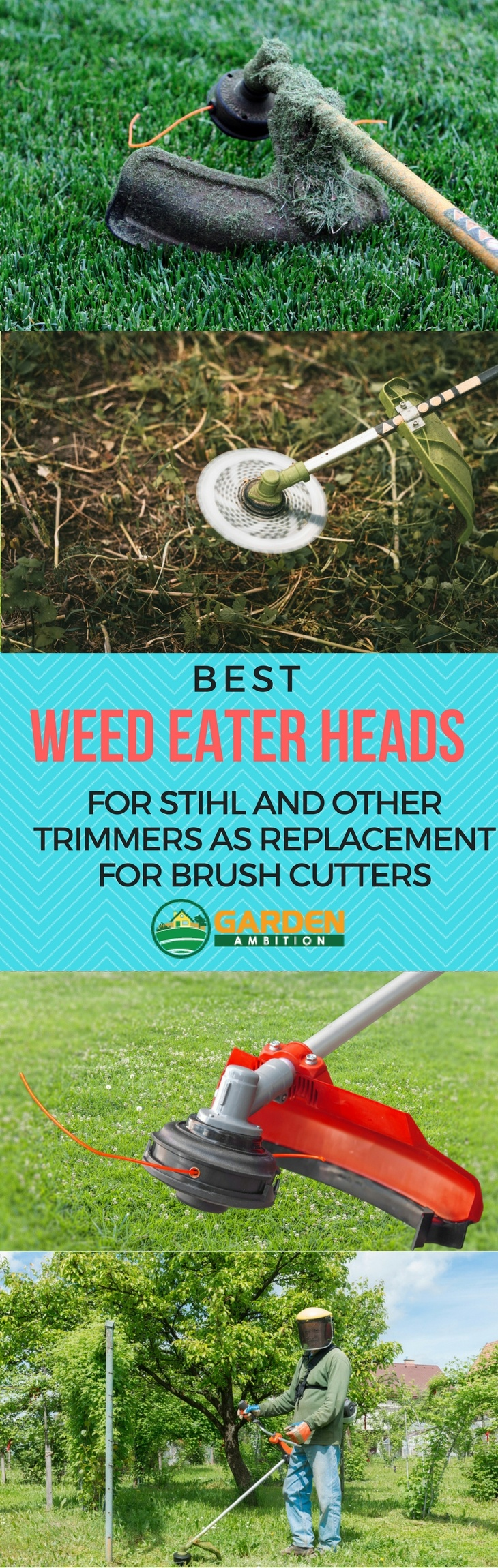 best weed eater head pin it