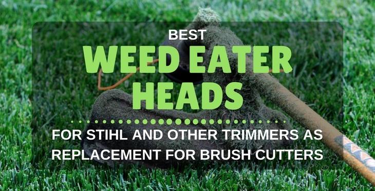 best weed eater head