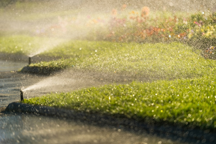 Once you install a lawn sprinkler, you can expect a green and vibrant lawn you've been dreaming of