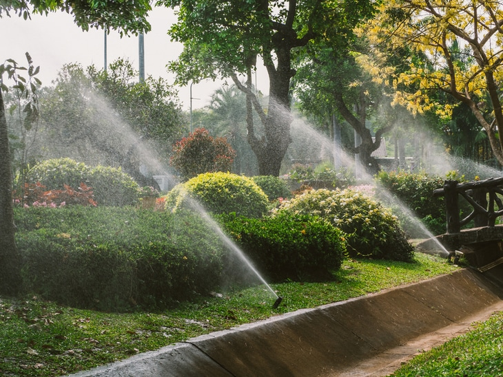 Prior to deciding on the yard sprinkler to install, know first what you need to water