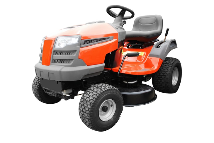 The engine power, the blade length, and the speed range are generally what users assess in choosing a riding lawn mower