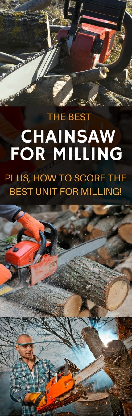 best chainsaw for milling pin it