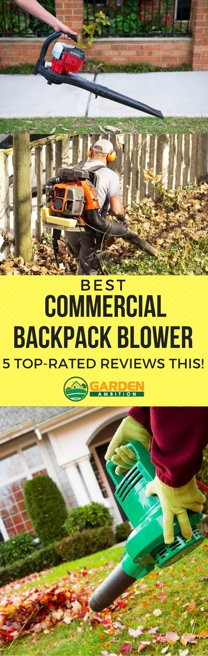 best commercial backpack blowers pin it