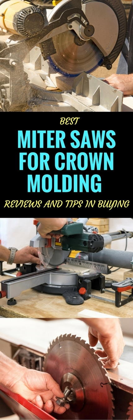 best miter saws for crown molding pin it