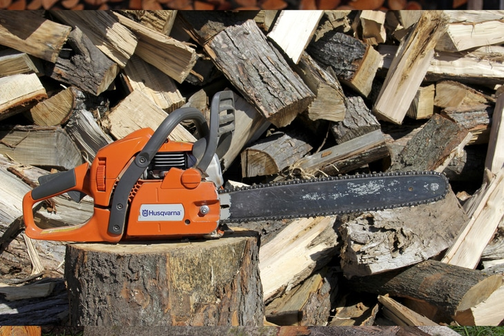 Husqvarna and Stihl are usually the top choices of most professional arborists - Best Stihl Chainsaw For Cutting Firewood