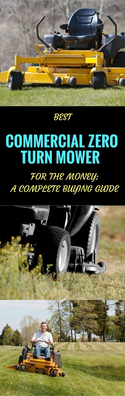best commercial zero turn mower for the money pin it