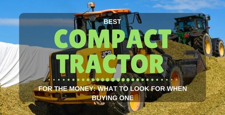 best compact tractor