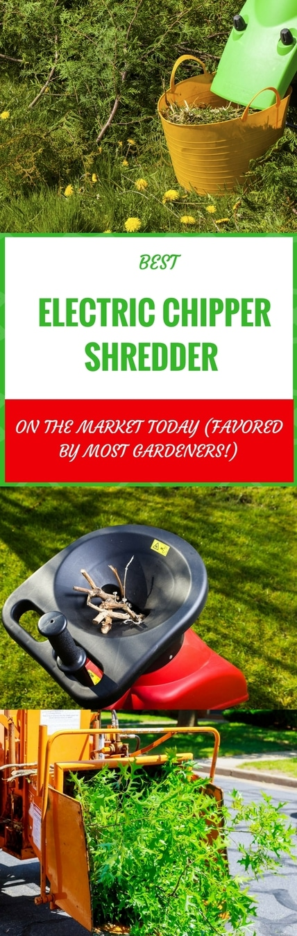 best electric chipper shredder pin it