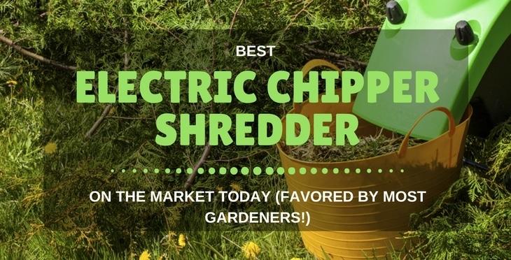 best electric chipper shredder