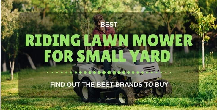 best riding lawn mower for small yard find out the best. Black Bedroom Furniture Sets. Home Design Ideas
