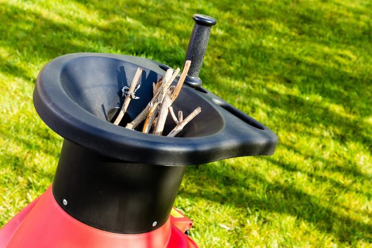 If you generally have small branches to process, then you'll save a lot of money in buying a cheaper and smaller wood chipper