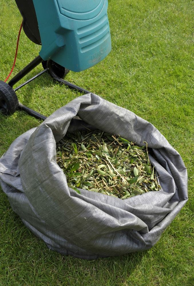 How To Make Your Own Leaf Shredder For Mulching (DIY Leaf