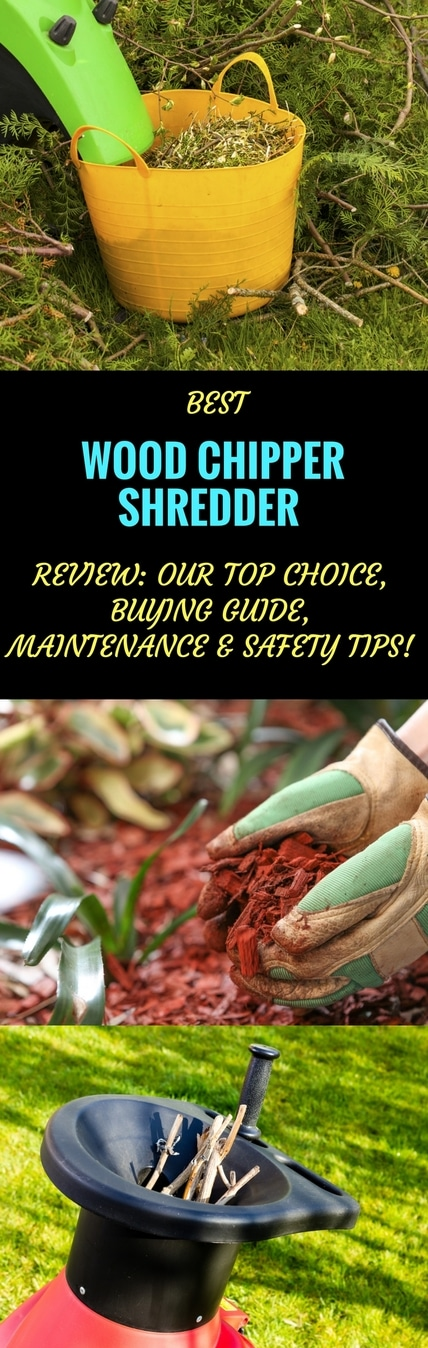 best wood chipper shredder pin it