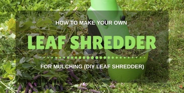 leaves shredder