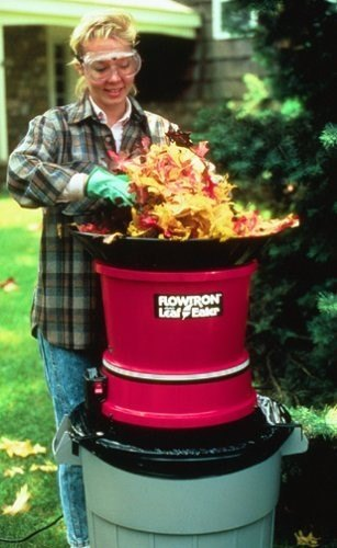 A leaf shredder can give you an unlimited supply of mulch for your garden