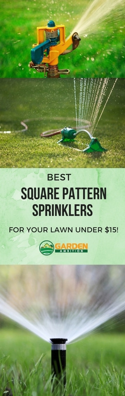 best square pattern sprinkler pin it
