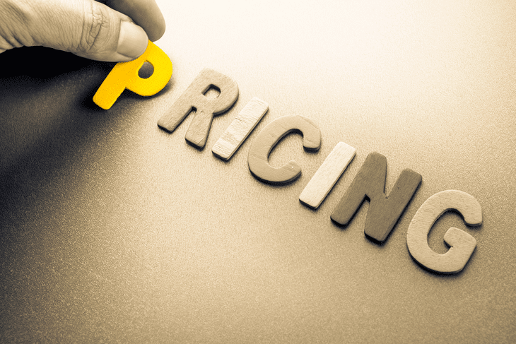 Whenever you buy something, you must always consider the pricing before you buy