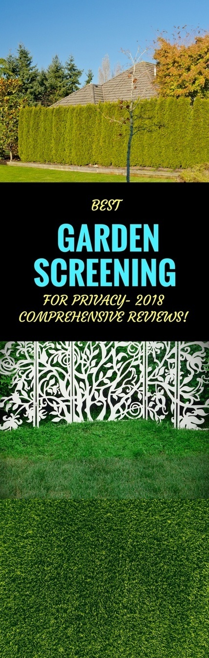 best garden screening pin it