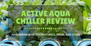 active aqua chiller review