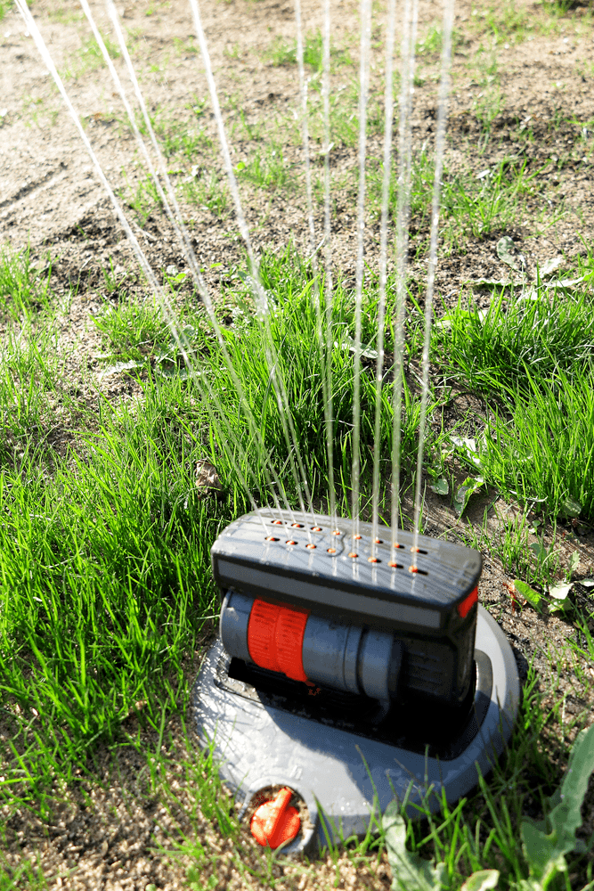 Oscillating sprinklers come in various mechanisms and features